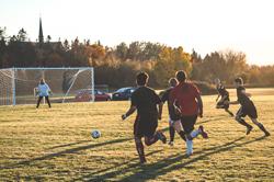 Soccer at Kingswood