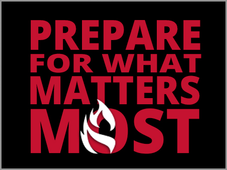 Prepare For What Matters Most