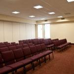 Wesley Hall Classroom