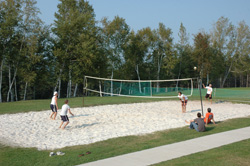 Volleyball at Kingswood